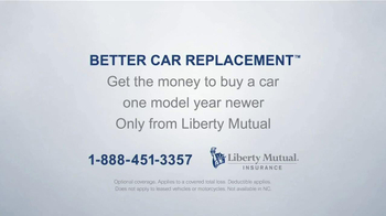 Liberty Mutual TV Spot 'Humans: Better Car Replacement'