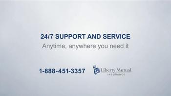 Liberty Mutual TV Spot 'Humans: Better Car Replacement' - Thumbnail 7
