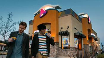Taco Bell Cool Ranch Doritos Locos Tacos TV Spot, 'Duh' Feat. Kevin Love - Thumbnail 2