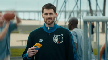 Taco Bell Cool Ranch Doritos Locos Tacos TV Spot, 'Duh' Feat. Kevin Love - 255 commercial airings