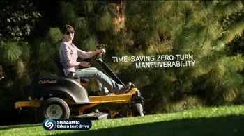 Cub Cadet TV Spot 'Who Else?'