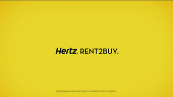Hertz Rent2Buy TV Spot, 'Auto Bliss' Featuring Owen Wilson - Thumbnail 8