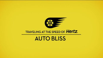 Hertz Rent2Buy TV Spot, 'Auto Bliss' Featuring Owen Wilson - Thumbnail 1