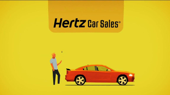 Hertz Rent2Buy TV Spot, 'Auto Bliss' Featuring Owen Wilson - Thumbnail 2