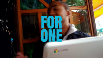 Google Chromebook TV Spot, 'For Goo' Song by The Death Set - Thumbnail 1