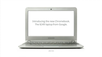 Google Chromebook TV Spot, 'For Goo' Song by The Death Set - Thumbnail 10