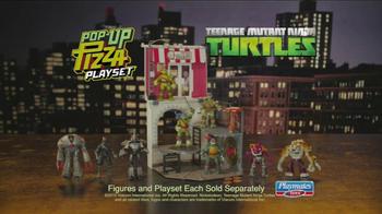Teenage Mutant Ninja Turtles Pop-Up Pizza Playset TV Spot - Thumbnail 10
