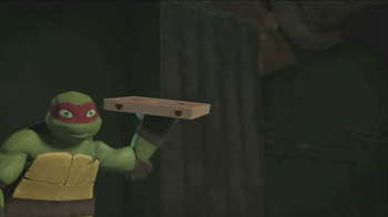 Teenage Mutant Ninja Turtles Pop-Up Pizza Playset TV Spot - Thumbnail 2