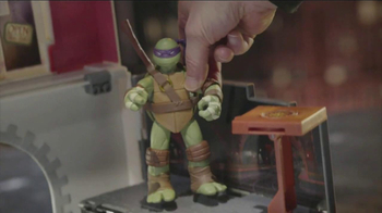 Teenage Mutant Ninja Turtles Pop-Up Pizza Playset thumbnail