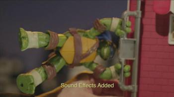 Teenage Mutant Ninja Turtles Pop-Up Pizza Playset TV Spot - Thumbnail 5