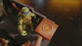Teenage Mutant Ninja Turtles Pop-Up Pizza Playset TV Spot - Thumbnail 7