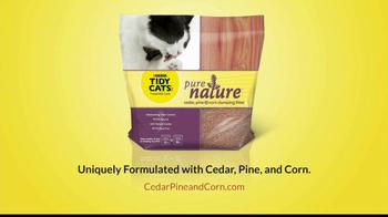 Tidy Cats Pure Nature Litter TV Spot, 'Flowers' - Thumbnail 10