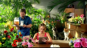 Tidy Cats Pure Nature Litter TV Spot, 'Flowers' - Thumbnail 5
