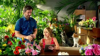 Tidy Cats Pure Nature Litter TV Spot, 'Flowers' - Thumbnail 8