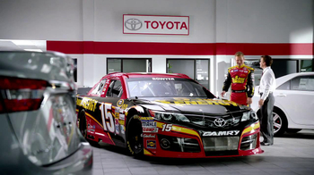 Toyota Camry TV Spot, 'No Keys' Featuring Clint Bawyer - 7 commercial airings