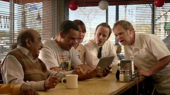 Sprint TV Spot, 'Nascar Family' - 115 commercial airings