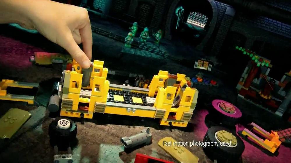 LEGO Teenage Mutant Ninja Turtles TV Commercial - iSpot.tv
