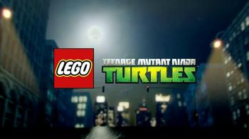 LEGO Teenage Mutant Ninja Turtles TV Spot  - Thumbnail 1