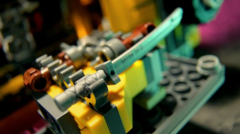 LEGO Teenage Mutant Ninja Turtles TV Spot  - Thumbnail 4