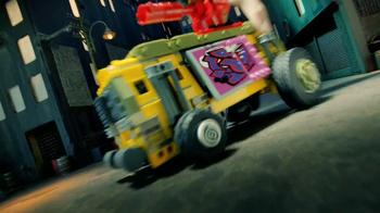 LEGO Teenage Mutant Ninja Turtles TV Spot  - Thumbnail 6