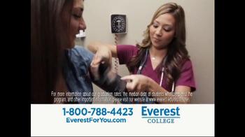 Everest College TV Spot, 'Jackie' - Thumbnail 8