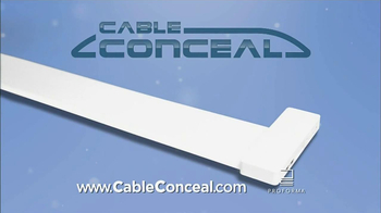 Cable Conceal  TV Spot
