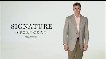 JoS. A. Bank Instant Wardrobe Event TV Spot  - Thumbnail 3