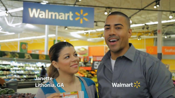 Walmart Low Price Guarantee TV Spot, 'Janette: Ad Match' - Thumbnail 1