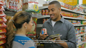 Walmart Low Price Guarantee TV Spot, 'Janette: Ad Match' - Thumbnail 2