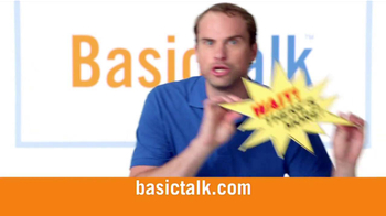 BasicTalk TV Spot, 'Back to Basics' - Thumbnail 4