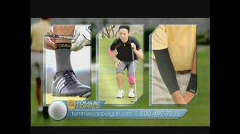 Tommie Copper Compression Sleeves TV Spot, 'Golf' Featuring John McPhee - Thumbnail 5