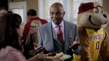 LG Electronics TV Spot, 'Do March Right' Feauturing Greg Anthony - 20 commercial airings