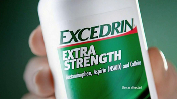 Excedrin Extra Strength TV Spot, 'The Surprised' - Thumbnail 6