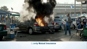 Liberty Mutual TV Spot, 'Humans: Great Athletes' - 1095 commercial airings