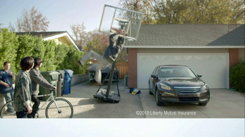 Liberty Mutual TV Spot, 'Humans: Great Athletes' - Thumbnail 2
