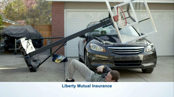 Liberty Mutual TV Spot, 'Humans: Great Athletes' - Thumbnail 3