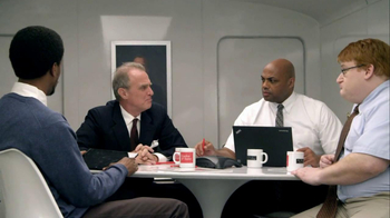 CDW TV Spot, 'Mobile Office' Featuring Charles Barkley - Thumbnail 3
