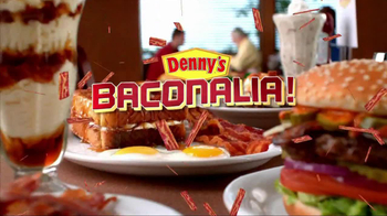 Denny\'s Baconalia TV Spot, \'Even More Bacon\'