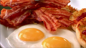 Denny's Baconalia TV Spot, 'Even More Bacon' - Thumbnail 3