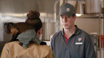 Burger King Whooper Jr. TV Spot, '1.29' - Thumbnail 2