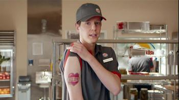 Burger King Whooper Jr. TV Spot, '1.29' - Thumbnail 6
