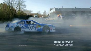 PEAK TV Spot, 'Donuts' Featuring Clint Bowyer - 143 commercial airings