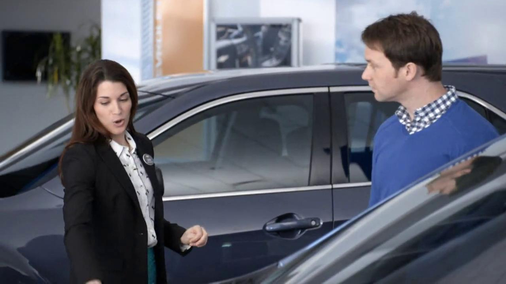 2013 Chevrolet Equinox LS TV Commercial, 'Ice Pack'