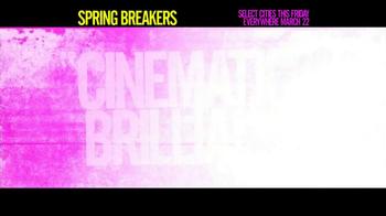 Spring Breakers - Alternate Trailer 1