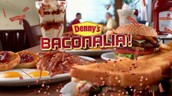 Denny's TV Spot, 'Baconalia'