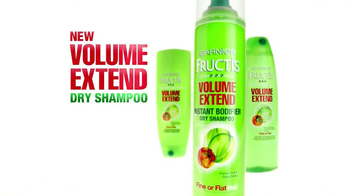 Garnier Fructis Volume Extend TV Spot, 'Fast' - Thumbnail 10