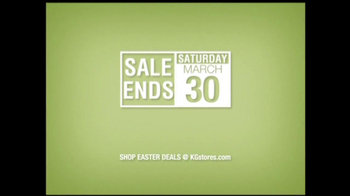 K&G Fashion Superstore TV Spot, 'Easter Deals' - Thumbnail 6