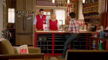 ACE Hardware TV Spot, 'Dropped Wedding Ring' - 2354 commercial airings