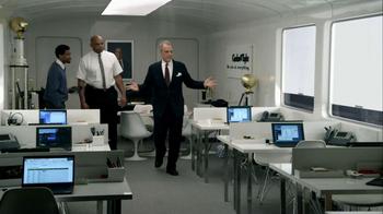 CDW TV Spot, 'Server Room Shower' Featuring Charles Barkley - Thumbnail 2