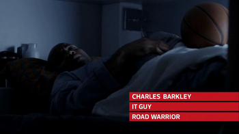 CDW TV Spot, 'Sounds of the Server Room' Featuring Charles Barkley - 19 commercial airings